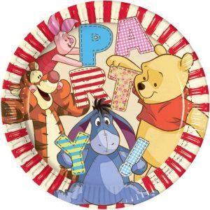 Le thème Winnie pour une décoration anniversaire